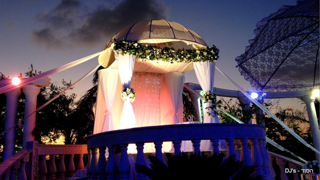 תקליטן חתונה יהודית